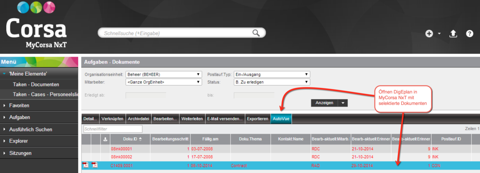 Vollintegration in