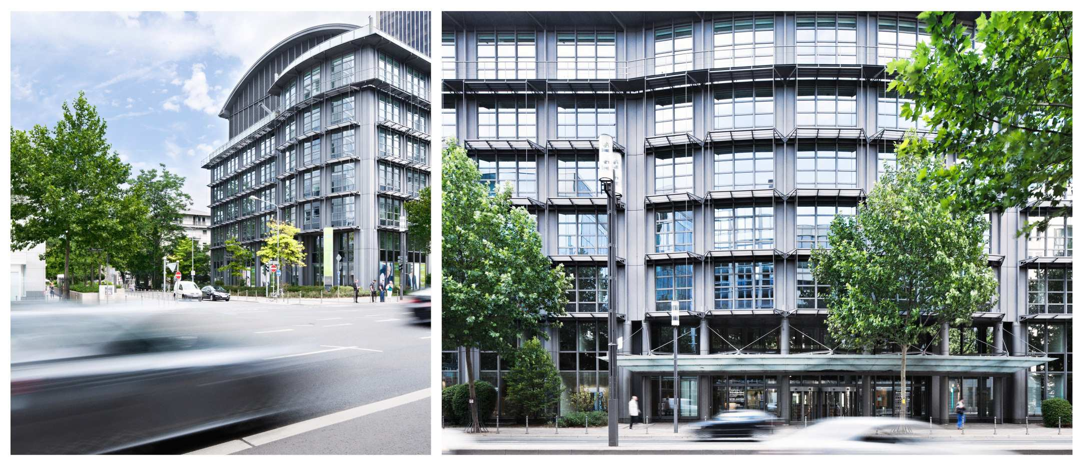 CONFERENCING IN DER FRANKFURTER CITY ecos