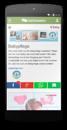 Die Native Brand Specials auf NetMoms Kosten: Ab 35.000,00 netto * Kosten: Ab 45.