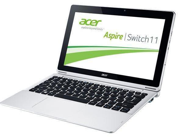 "Acer Aspire Switch 0 SW5-02P-3TG NT.L6NEG.002 Intel Atom Z3735F (.33 Ghz, 4 Kern(e)), Memory (in MB): 2048, Intel Graphics Series HD on Board, Festplatte(n): 64GB SSD, Display: 0."" (25."