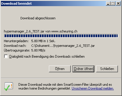 Update/Upgrade hypermanager Version 0.6 16. Juni 2009 M@rco.Oechsl.in hypermanager Update/Upgrade in Tomcat als Service 1.