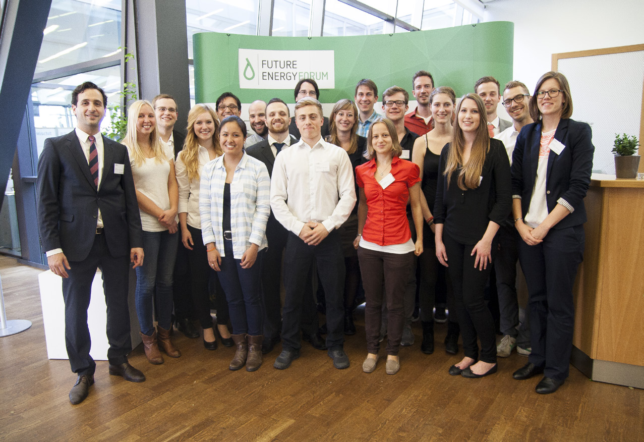 Team Future Energy Forum Ansprechpartner Dipl.-Wirt.