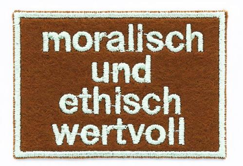 Bachelorstudium BWL WS 13/14 Seminar: Marketing und Moral Prof. Dr.