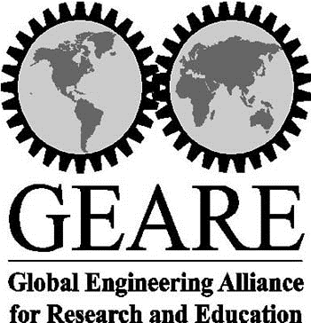 GEARE - Global Engineering Alliance for Research and Education KIT Germany Purdue University West Lafayette Indiana, USA Shanghai Jiao Tong University Shanghai, China Exchange program for