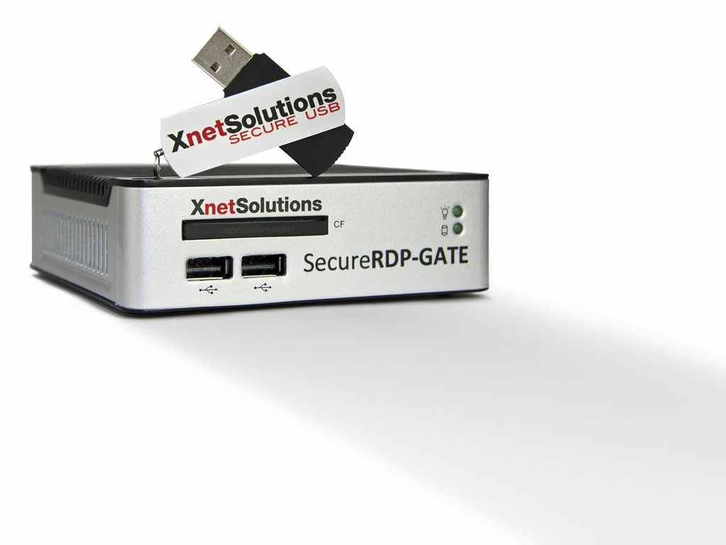 XnetSolutions SecureRDP-GATE
