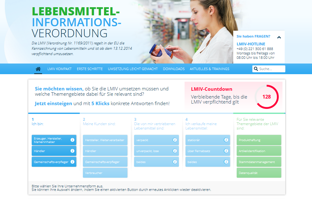 Weitere Informationen und Trainings www.lmiv-services.de Dr.
