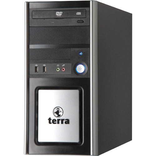 06.09.2013 Datenblatt: TERRA PC-HOME 4000 GREENLINE Multimedia-PC inkl.