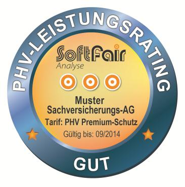 Softfair PHV-Leistungsrating (Dokumentation