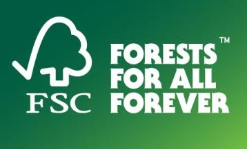 2.2 The minimum size for the Forests-for-All- Forever trademarks when used on screen shall be a) 150px width for the full mark b) 100px width for the logo-and-text mark 2.