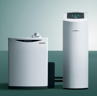 6. Intercomparison of appliance technologies (New appliances for single-family homes) Micro-CHP Micro-CHP Gas heat pump Gas heat pump Sterling combustion engine Adsorption, <10kW