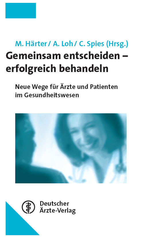 Partizipative Entscheidungsfindung (PEF) = Shared Decision-Making Problemdefinition
