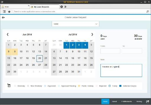 Steps to Fiori User Experience on the Windows Desktop SAP