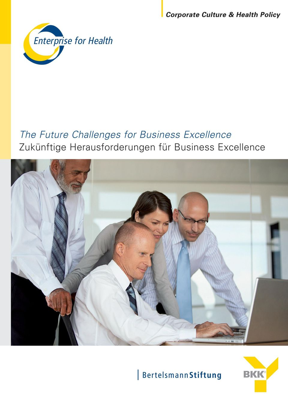 Challenges for Business Excellence