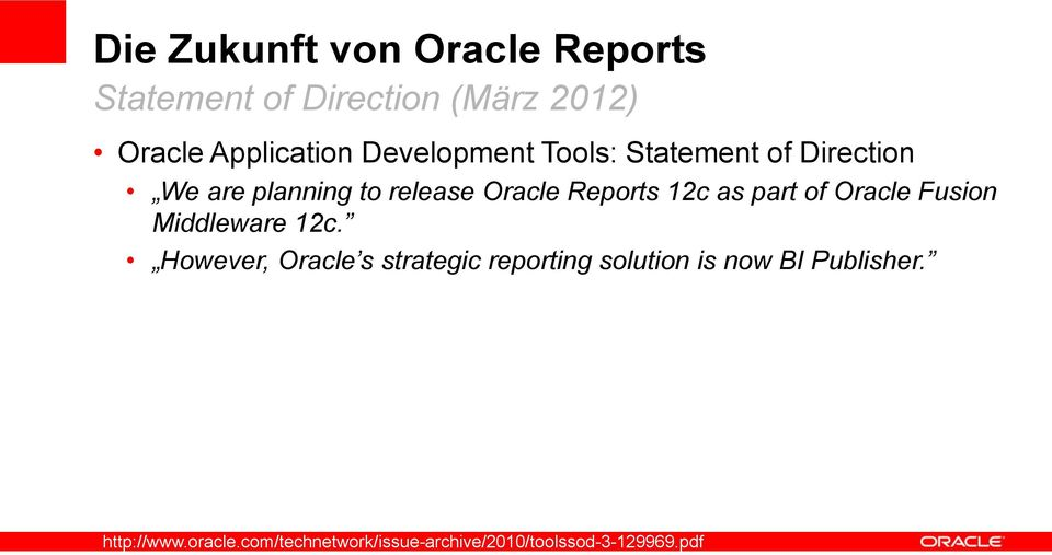 as part of Oracle Fusion Middleware 12c.