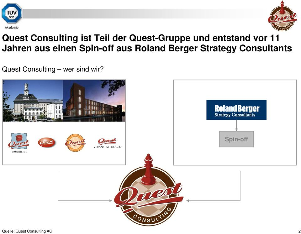 Roland Berger Strategy Consultants Quest
