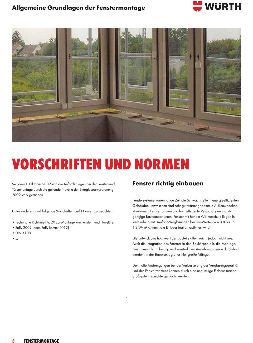 fenster montage anwendungen l sungen und produkte nach stand der technik pdf. Black Bedroom Furniture Sets. Home Design Ideas