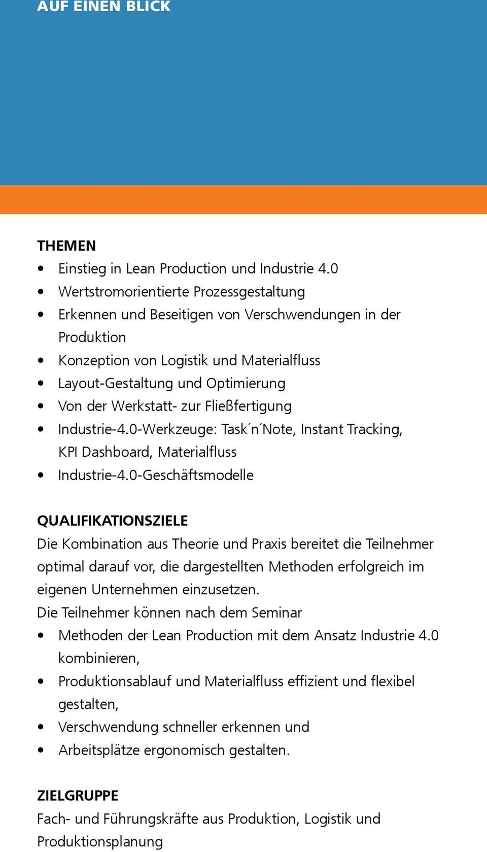 zur Fließfertigung Industrie-4.0-Werkzeuge: Task n Note, Instant Tracking, KPI Dashboard, Materialfluss Industrie-4.
