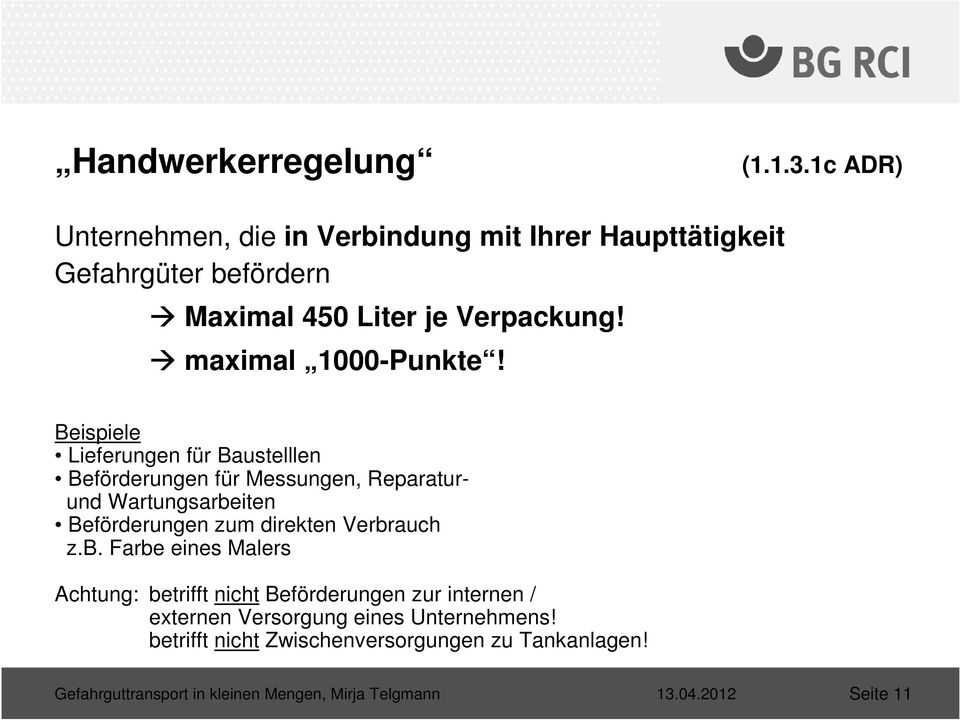 maximal 1000-Punkte!