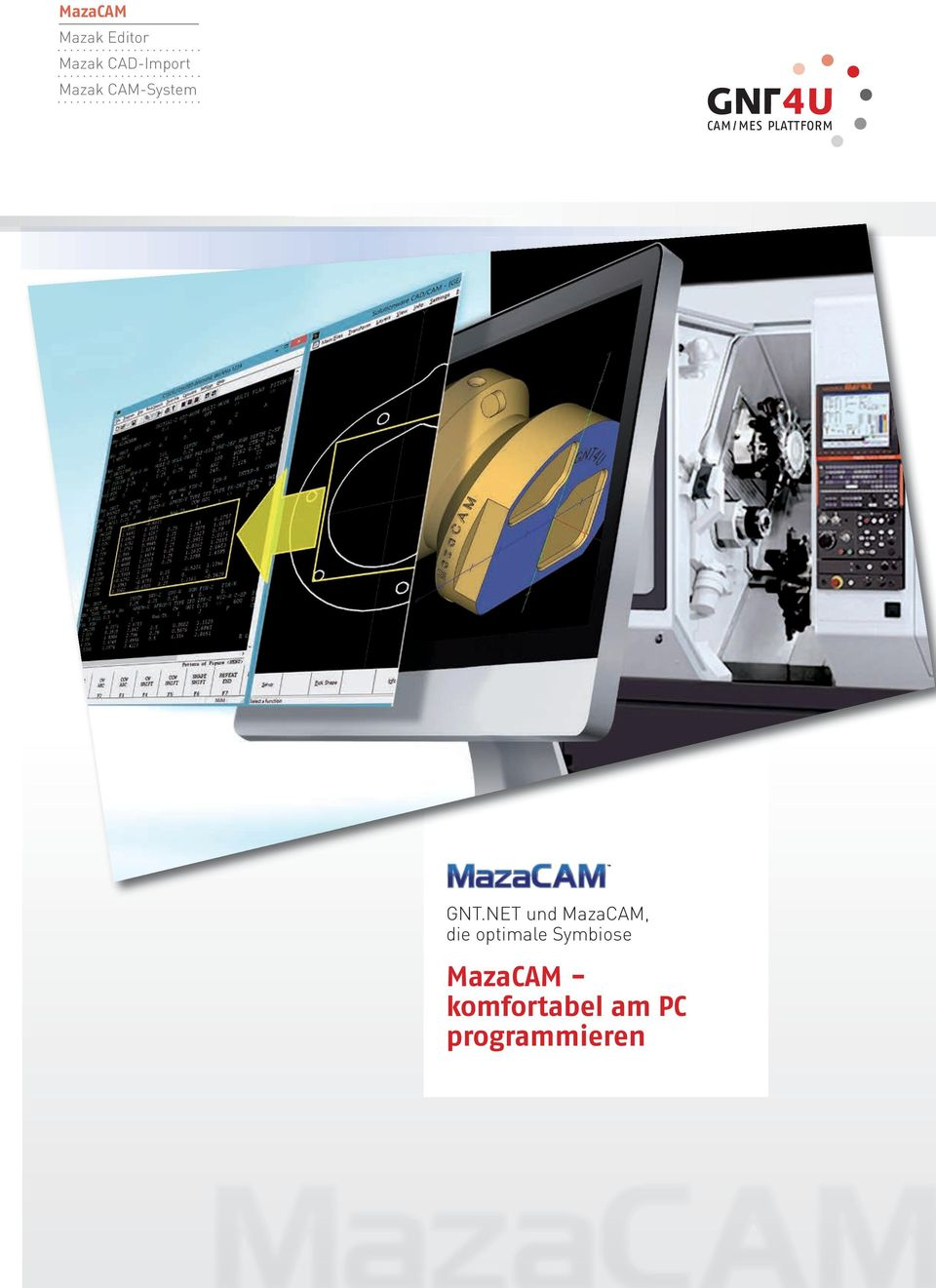 Symbiose MazaCAM -