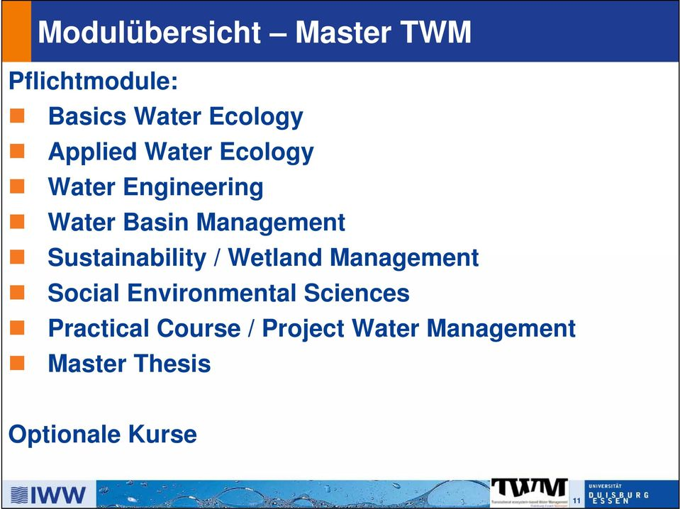Sustainability / Wetland Management Social Environmental Sciences