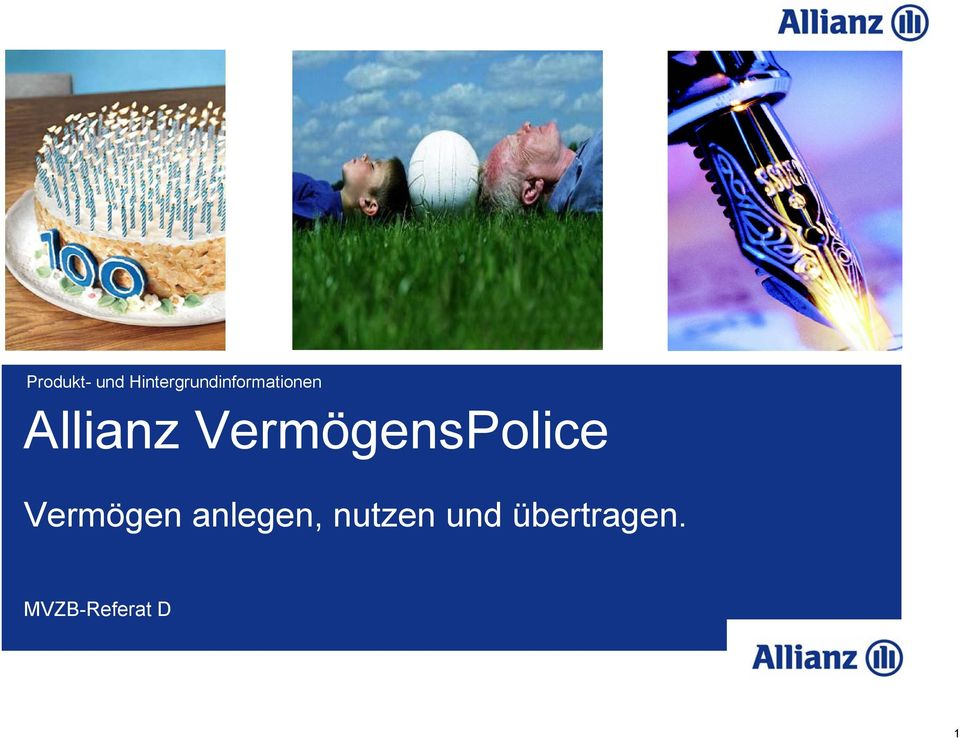 Allianz VermögensPolice