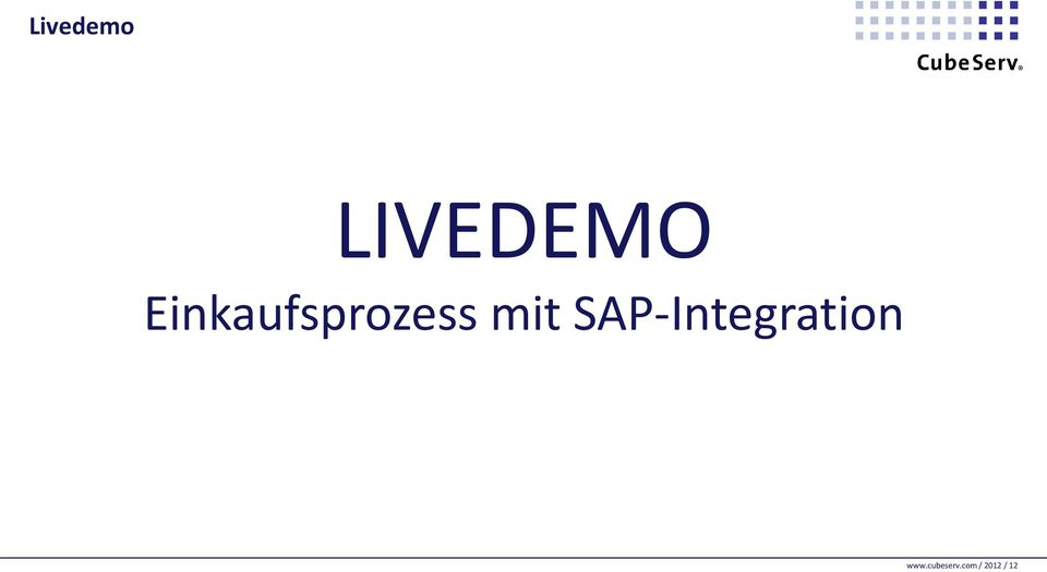 SAP-Integration www.