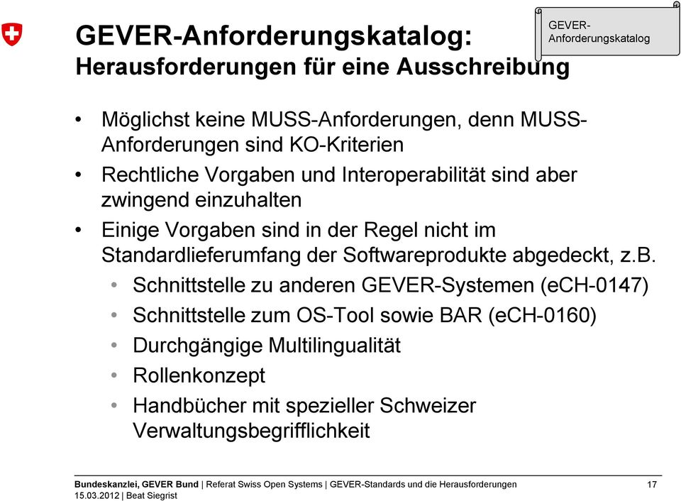 Standardlieferumfang der Softwareprodukte abg