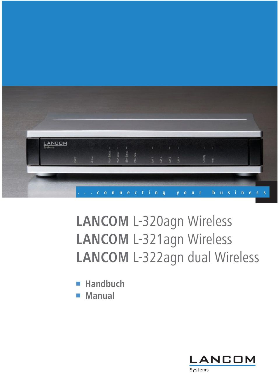 Wireless LANCOM L-321agn Wireless