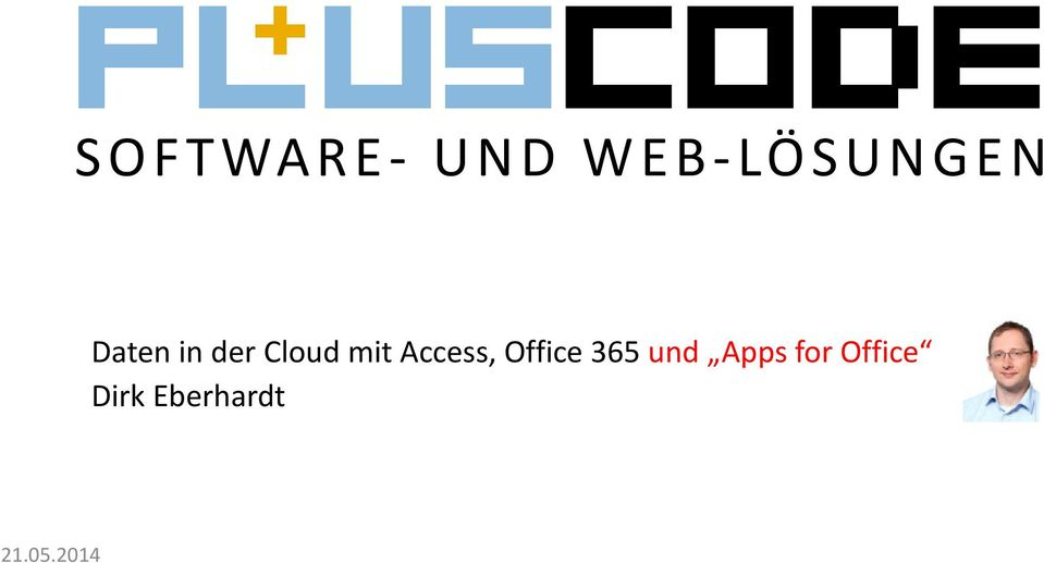 Cloud mit Access, Office