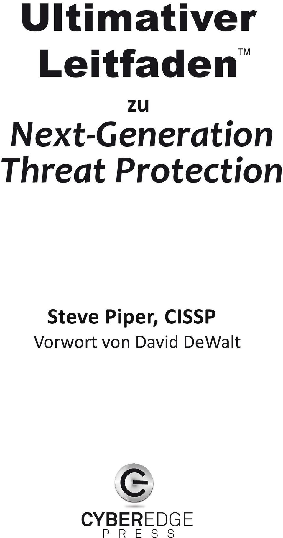 Protection Steve Piper,