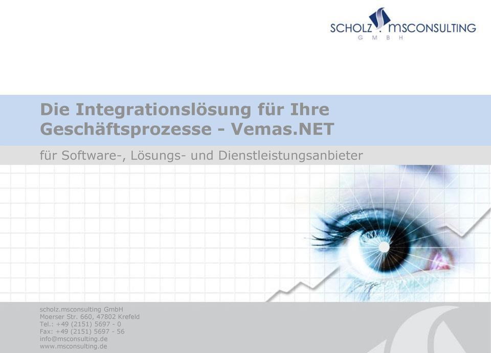 scholz.msconsulting GmbH Moerser Str.