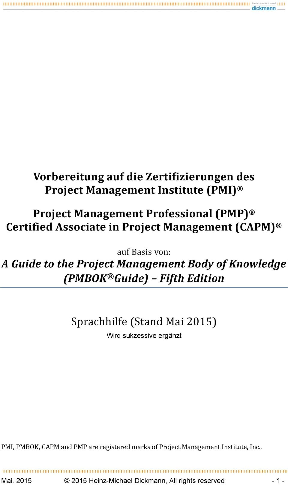 project management body of knowledge pmbok 4th edition pdf download