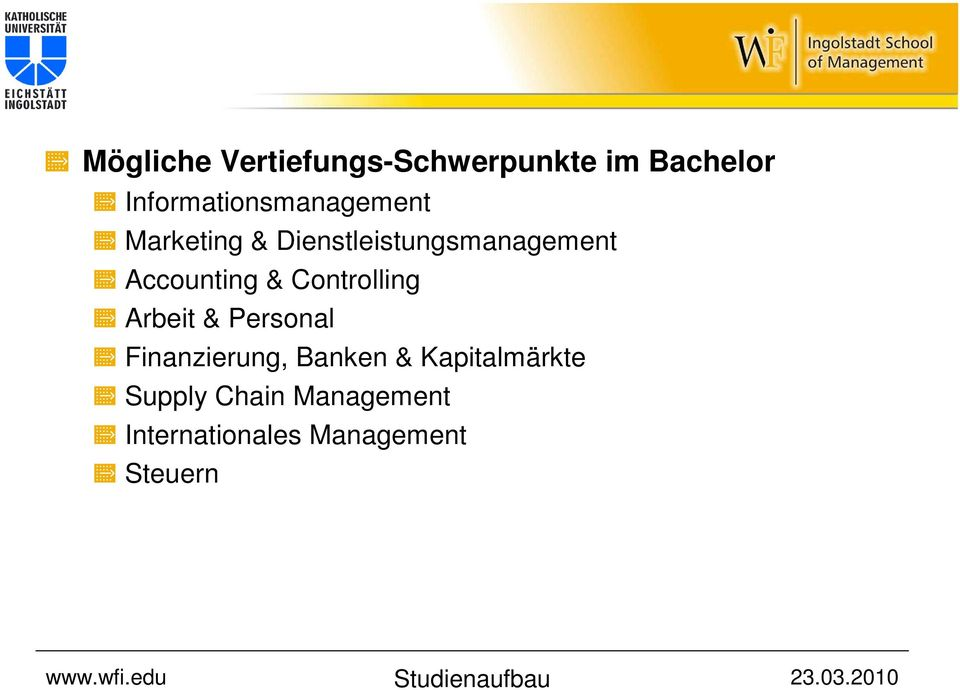Accounting & Controlling Arbeit & Personal Finanzierung, Banken