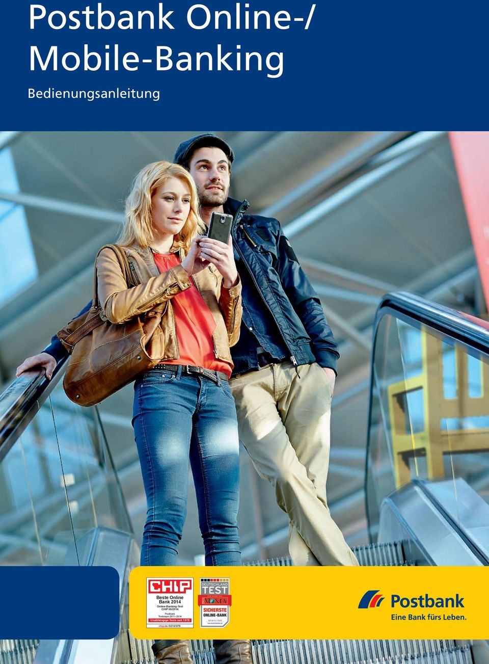 Online-Banking-Test CHIP 08/2014 Postbank