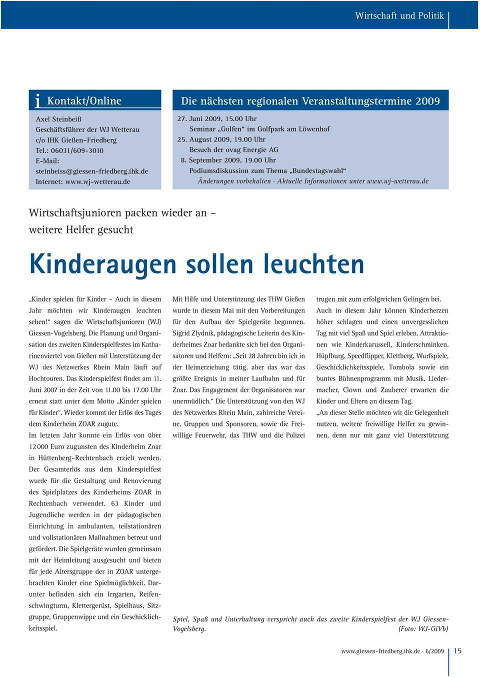 wirtschaftsmagazin ihk gie en friedberg pdf. Black Bedroom Furniture Sets. Home Design Ideas