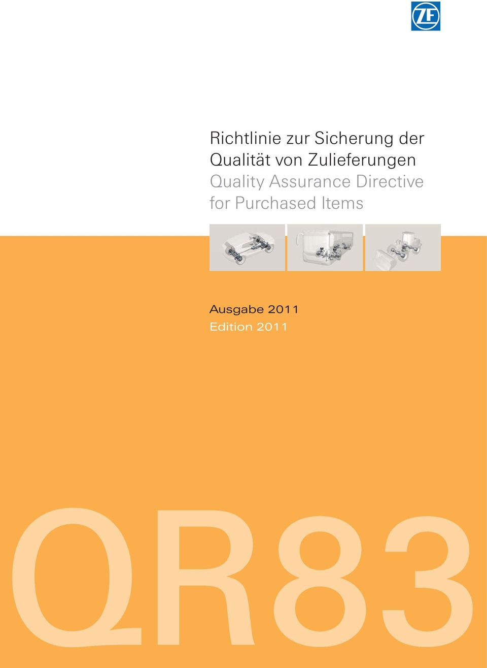 Quality Assurance Directive for