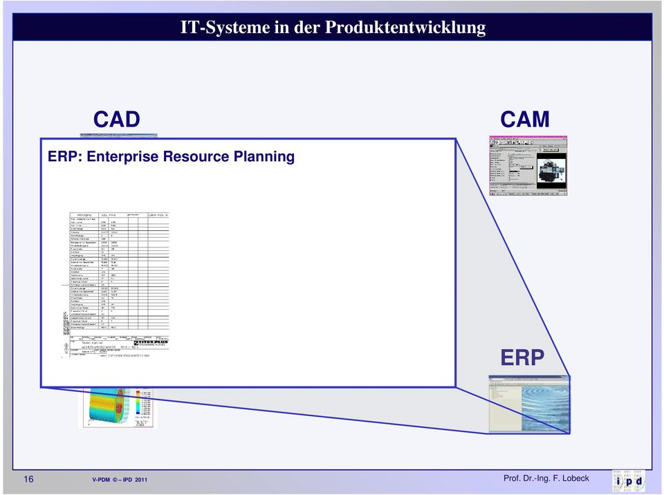 CAM ERP: Enterprise