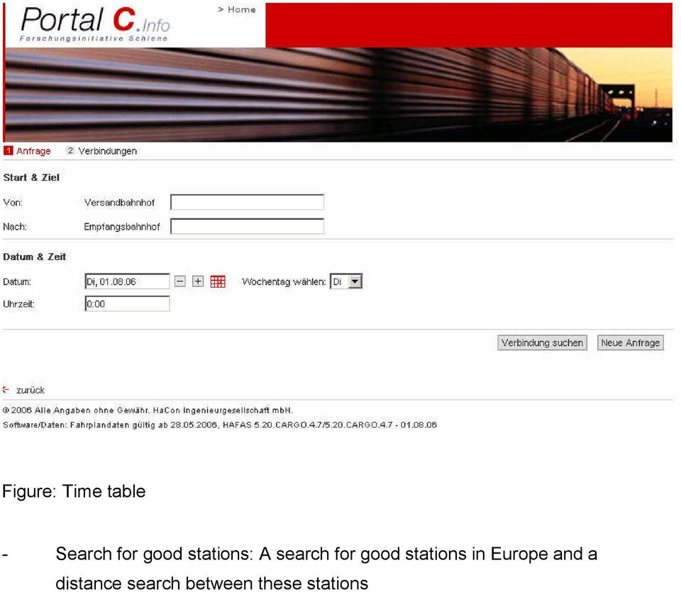 good stations in Europe and a