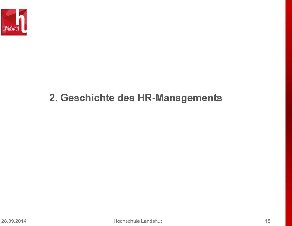 HR-Managements