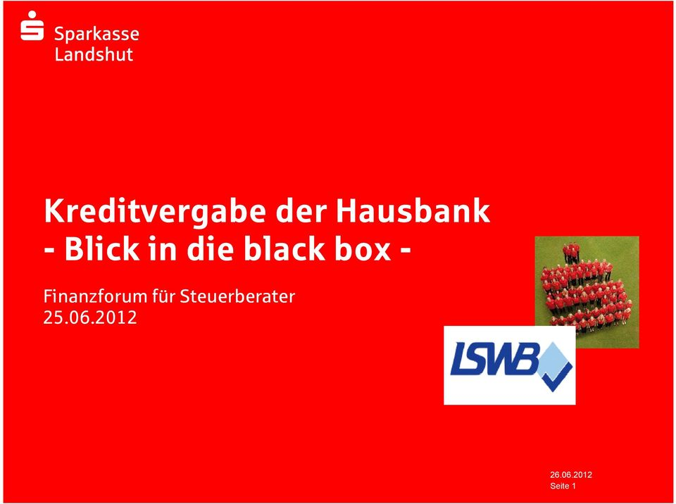 black box - Finanzforum