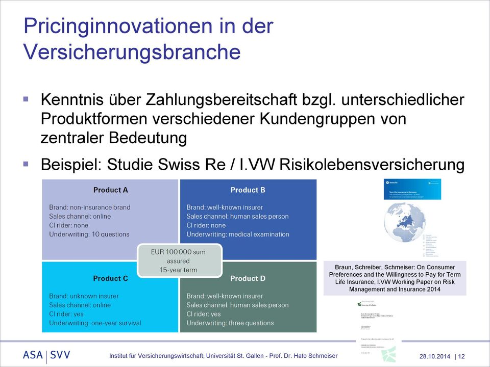 Swiss Re / I.