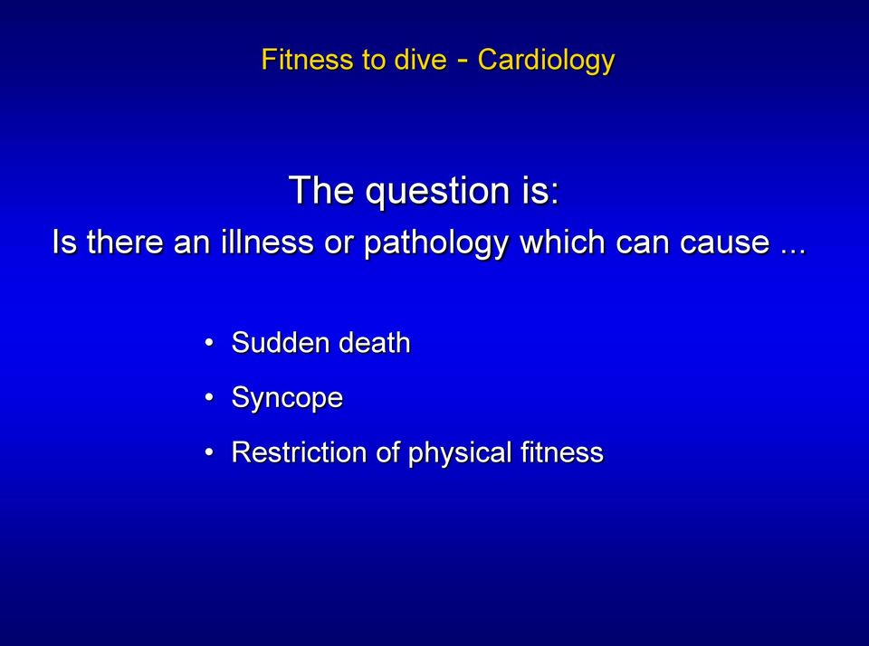 pathology which can cause.