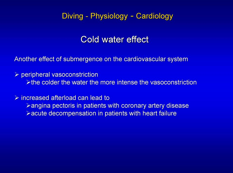 intense the vasoconstriction increased afterload can lead to angina pectoris in