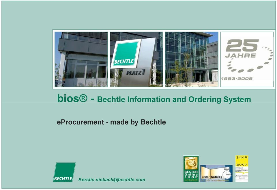 eprocurement - made by