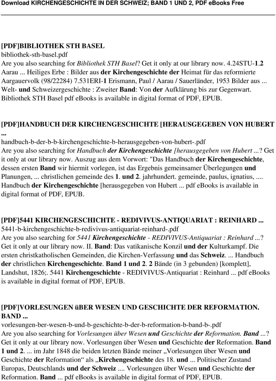 .. Welt- und Schweizergeschichte : Zweiter Band: Von der Aufklärung bis zur Gegenwart. Bibliothek STH Basel pdf ebooks is available in digital format of PDF, EPUB.