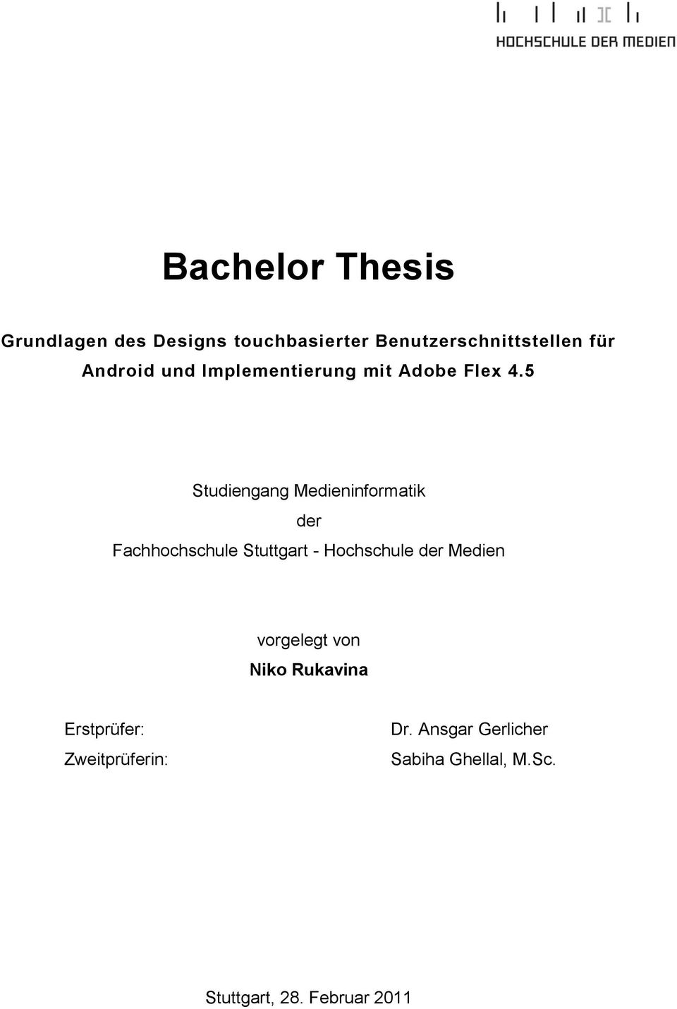 bachelors thesis Writing a thesis for your bachelor's degree is a lengthy and difficult task but only with our bachelor thesis writing service, you may be sure that you'll get.