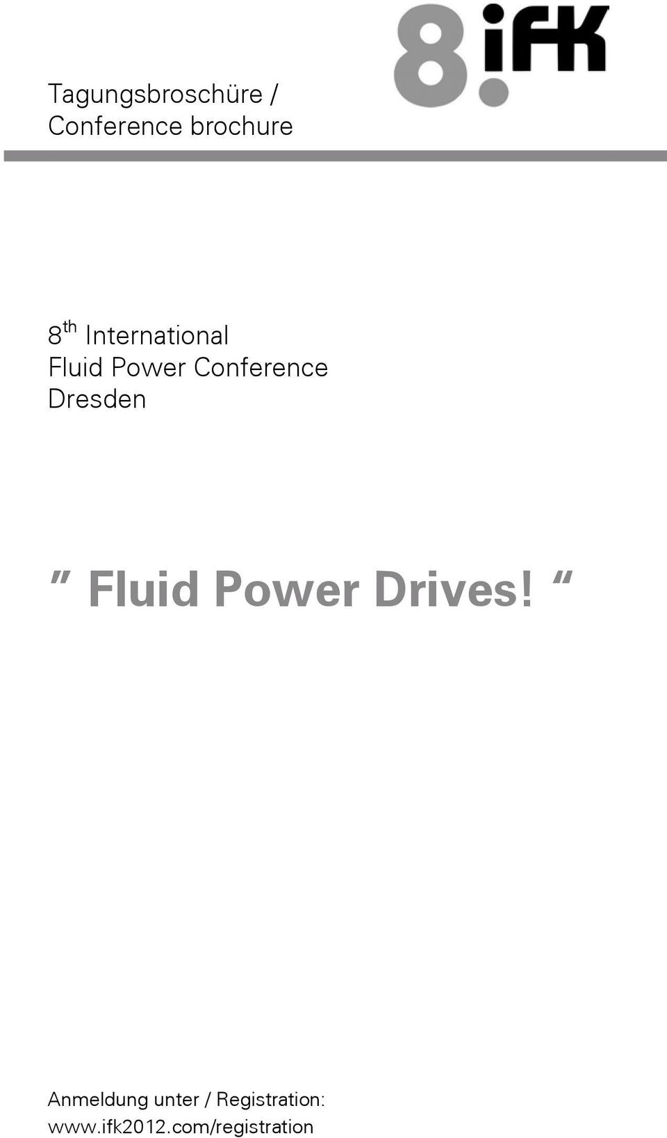 Dresden Fluid Power Drives!