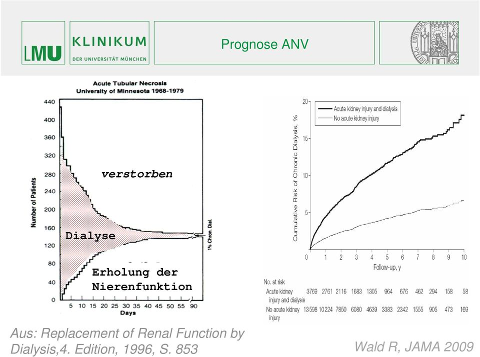 Replacement of Renal Function by