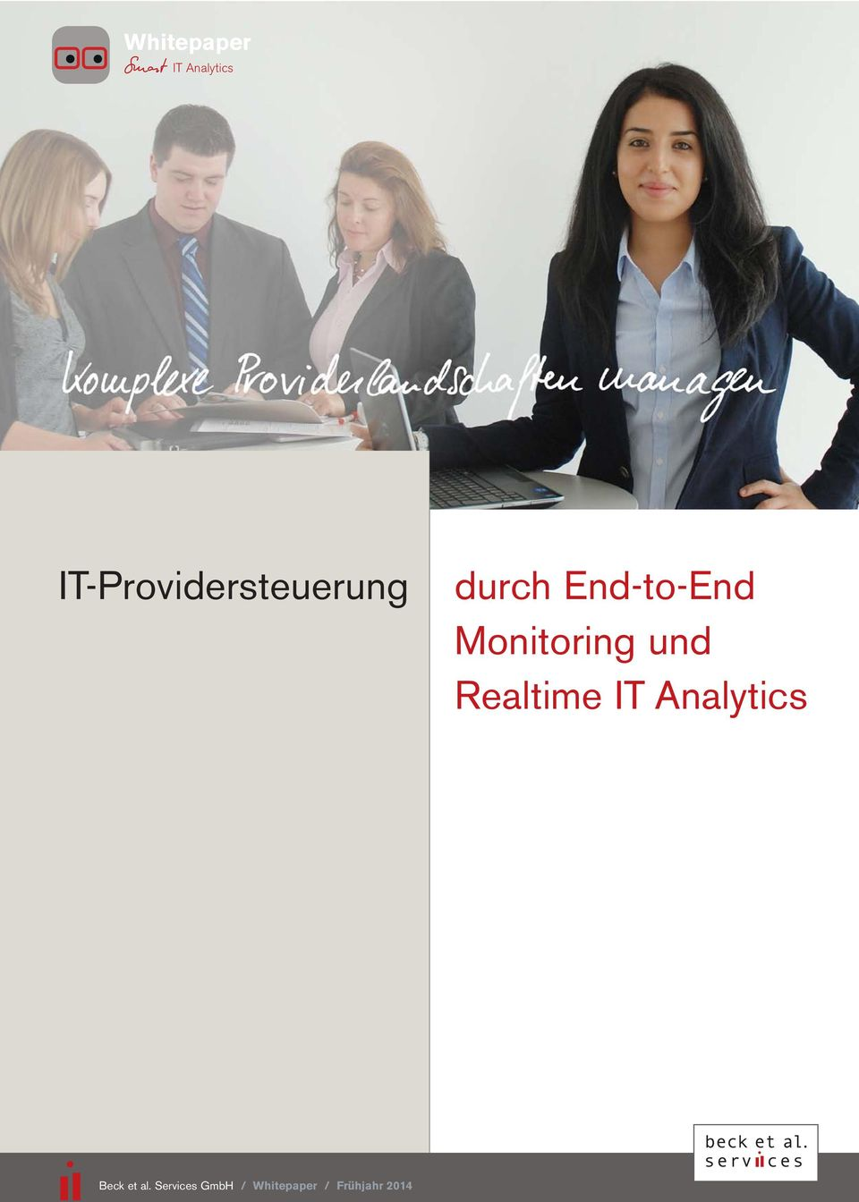 Monitoring und Realtime IT Analytics