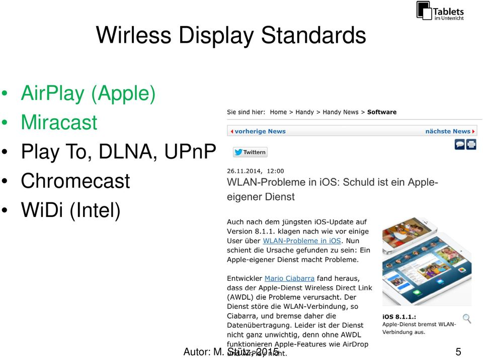 To, DLNA, UPnP Chromecast